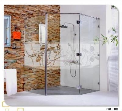 Phòng tắm kính cửa trượt giá rẻ nhất năm 2017