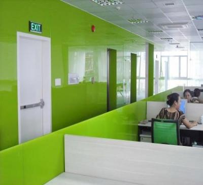 Thi công sửa chữa mặt hàng kính màu văn phòng các loại với giá rẻ