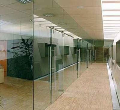 Lắp đặt thi công vách kính văn phòng tại quận 1 , quận 2 TPHCM